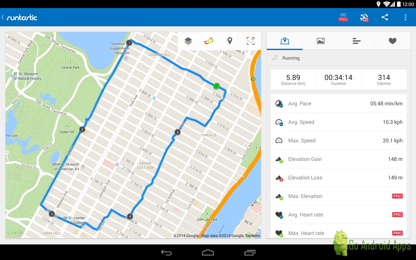 Top 10 Best Health and Fitness Apps For Android 2015 ...