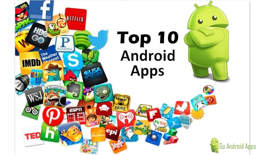 top 10 android apps of all time
