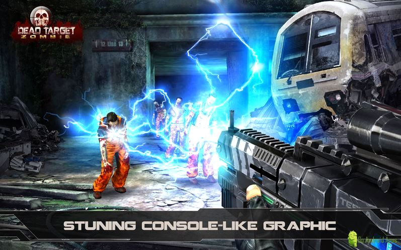 best android shooting games 2012 free download