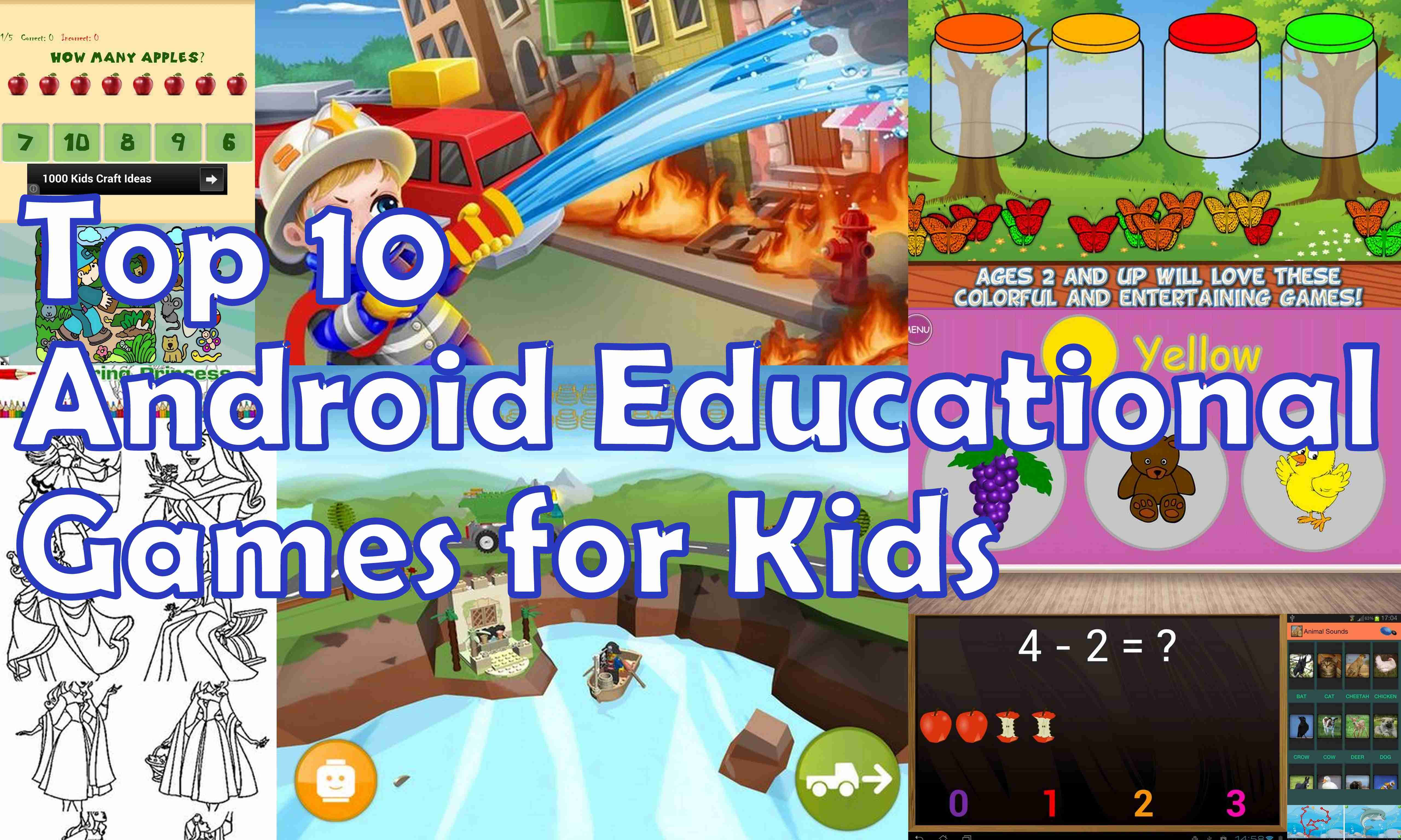 best android games for toddlers free