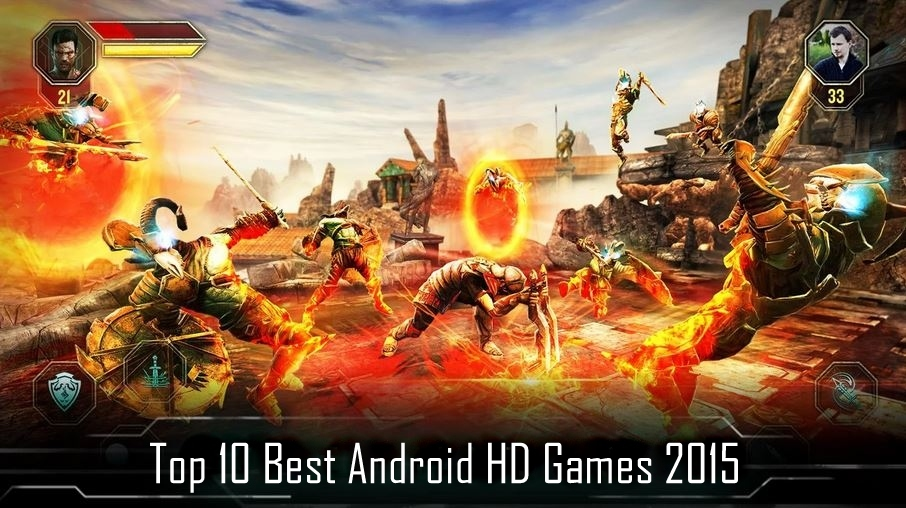 top 10 android games 2015