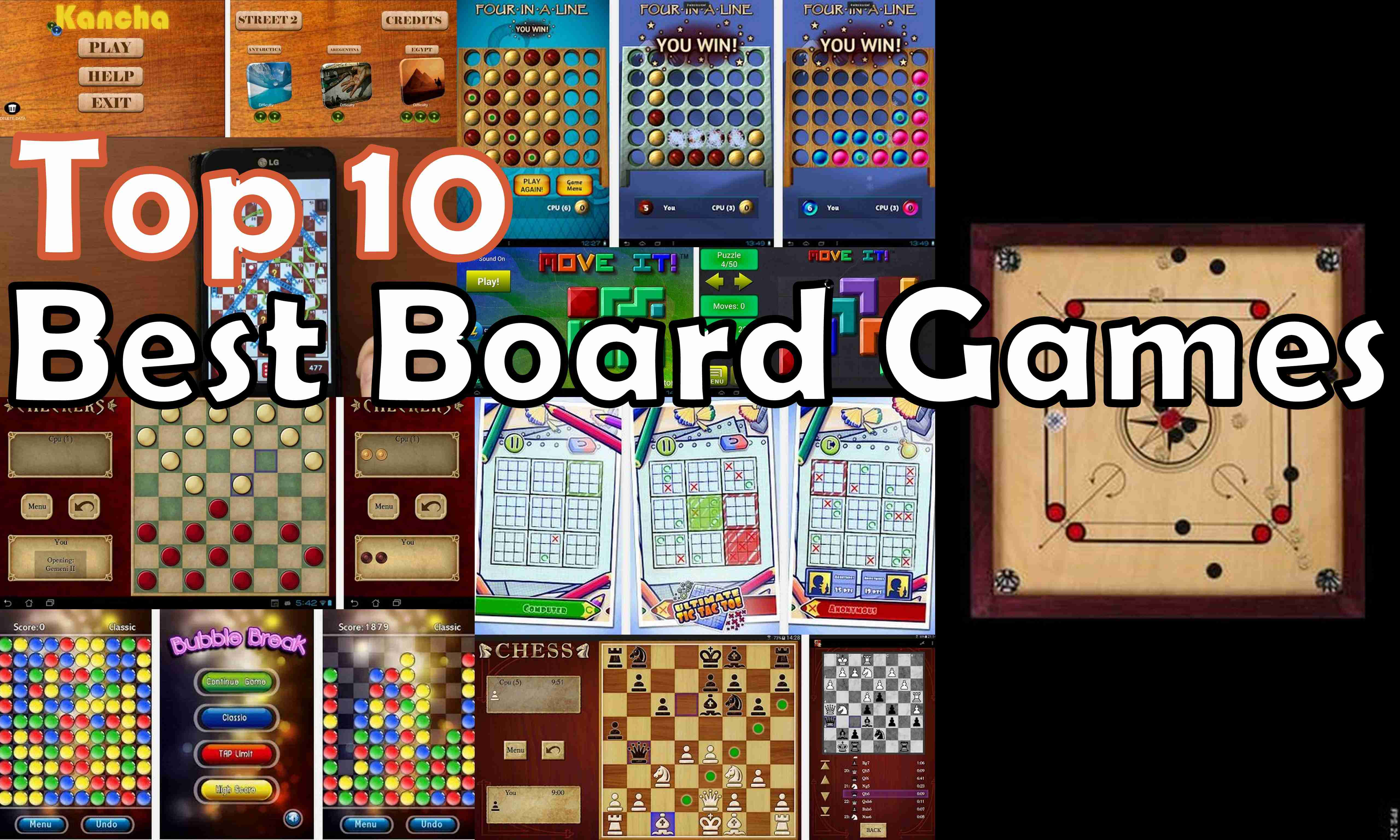 5 Best Board Games for Android Phones and Tablets - TechLector