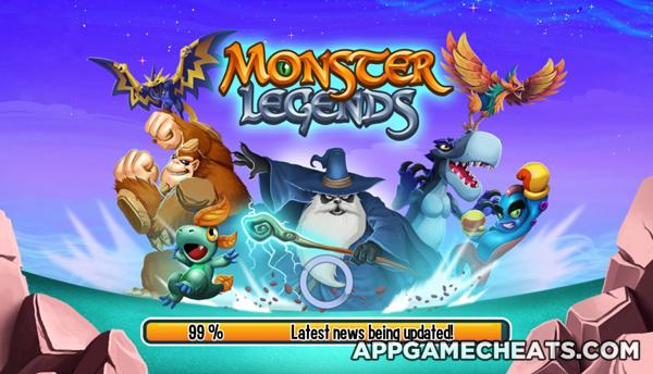 <b>Monster Legends</b> Hack for Gems, Gold &amp; Food - <b>Cheats</b> for iOS ...