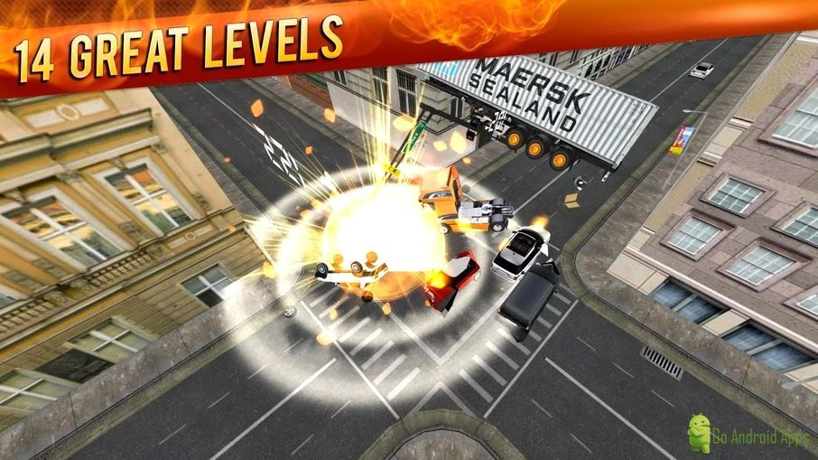 Traffic Racer Burnout