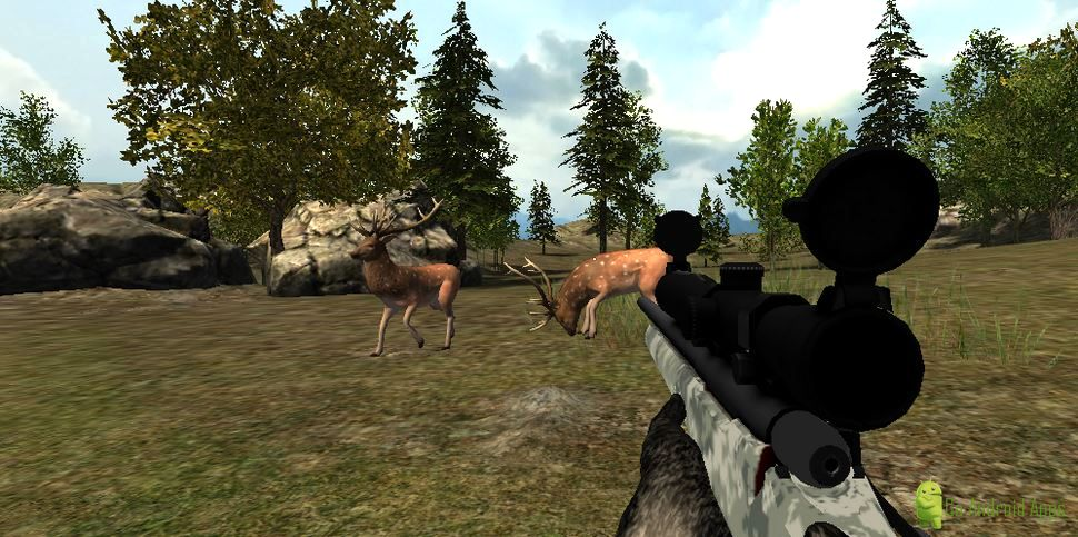Deer Hunter 2015