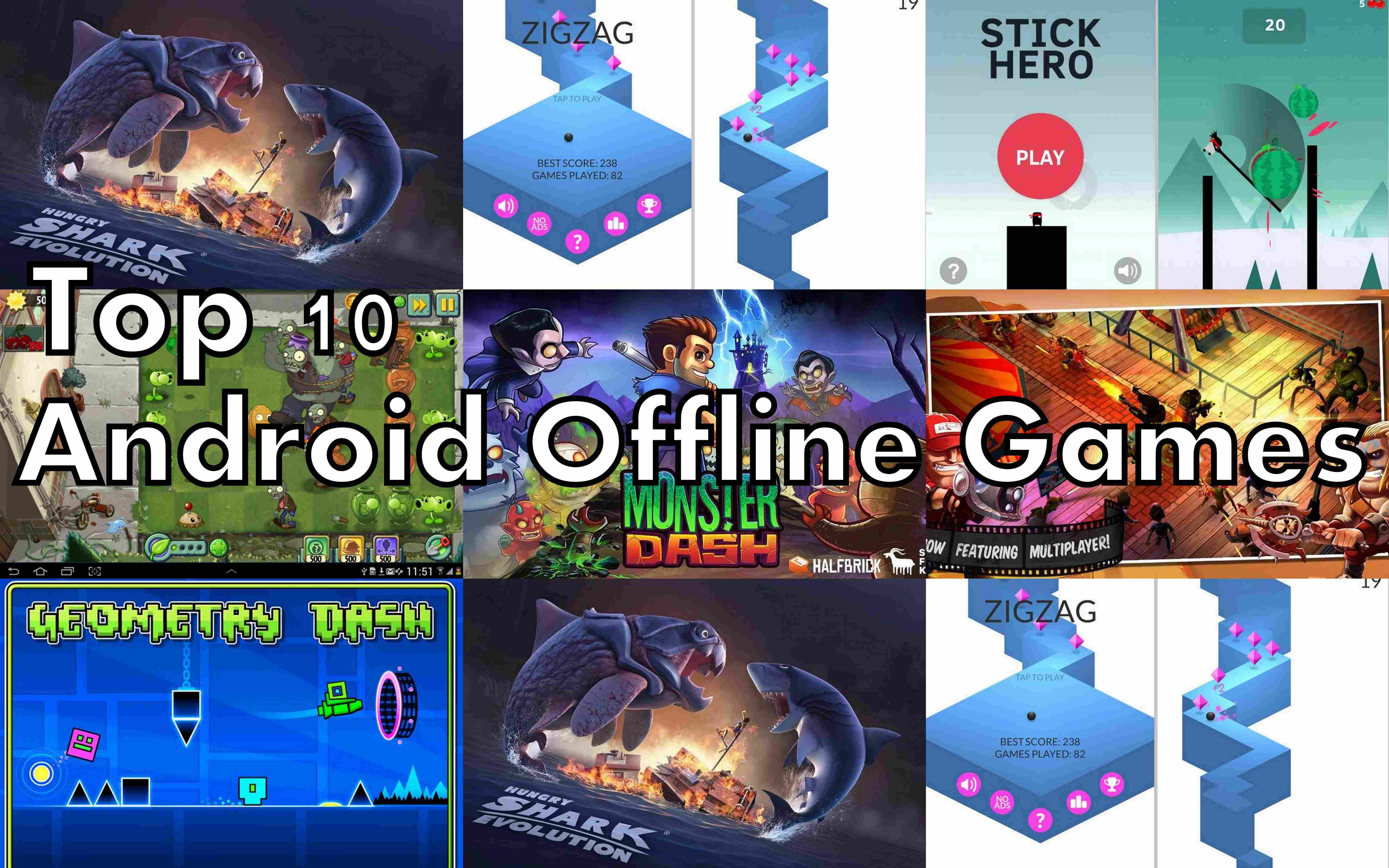 Online Android Games