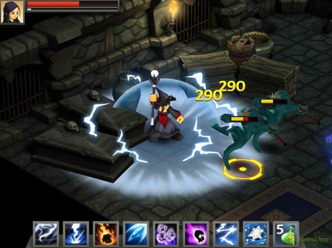 Top 5 Role Playing Games (RPG Games) for Android 2015
