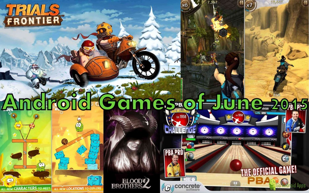 Best Android Game of June 2015