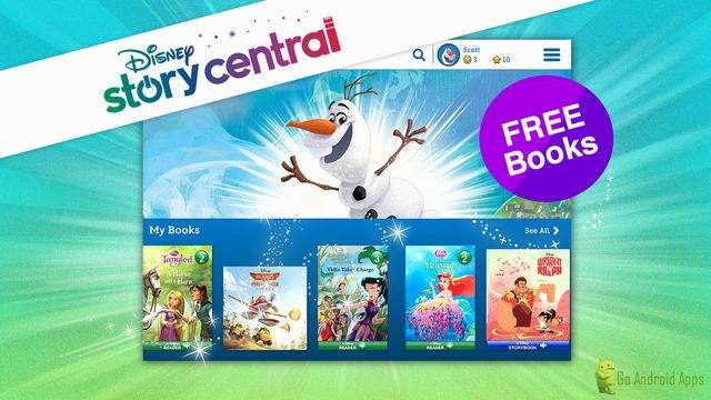 disney story central free tokens