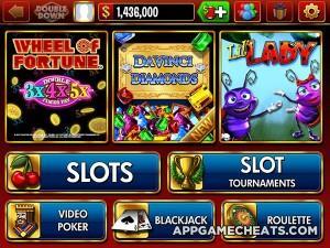 Double down casino app cheats dovetail slot anchors
