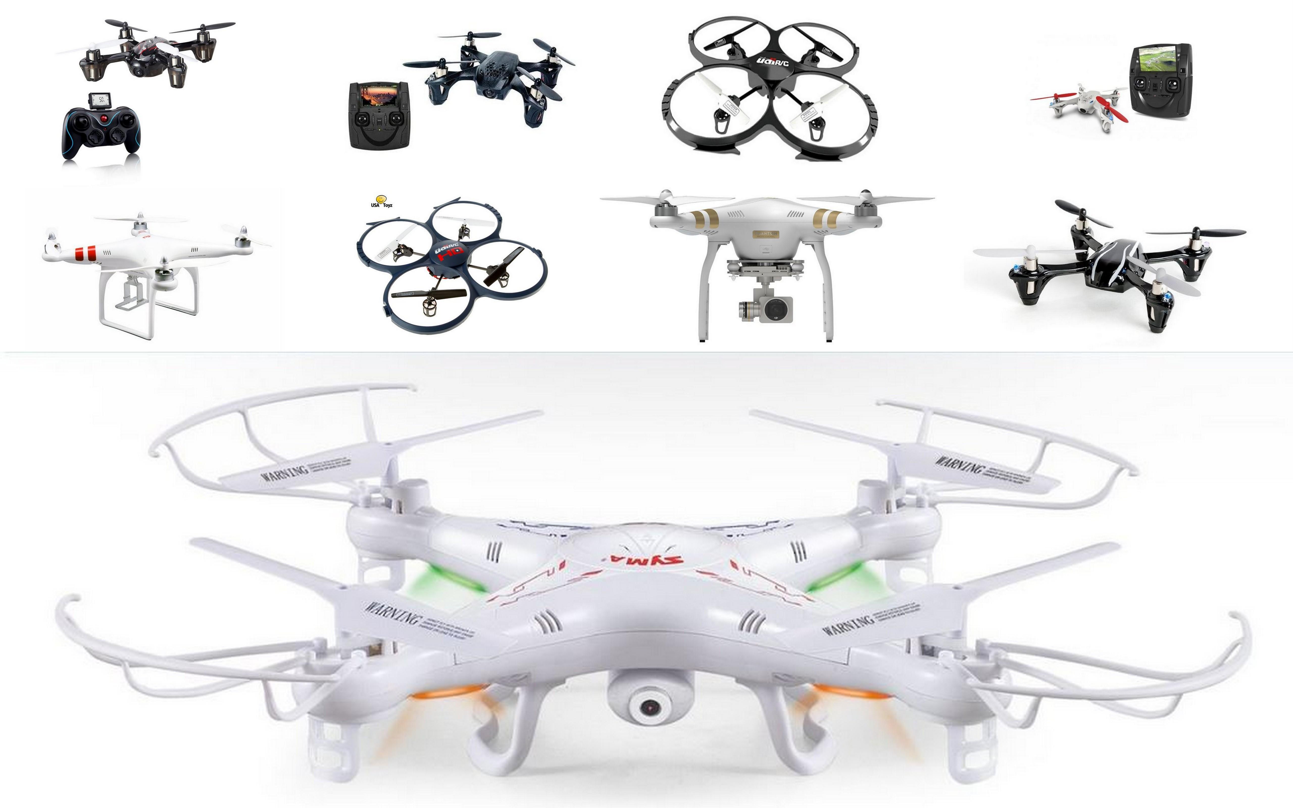 Top 10 Best Drones to Buy in 2015