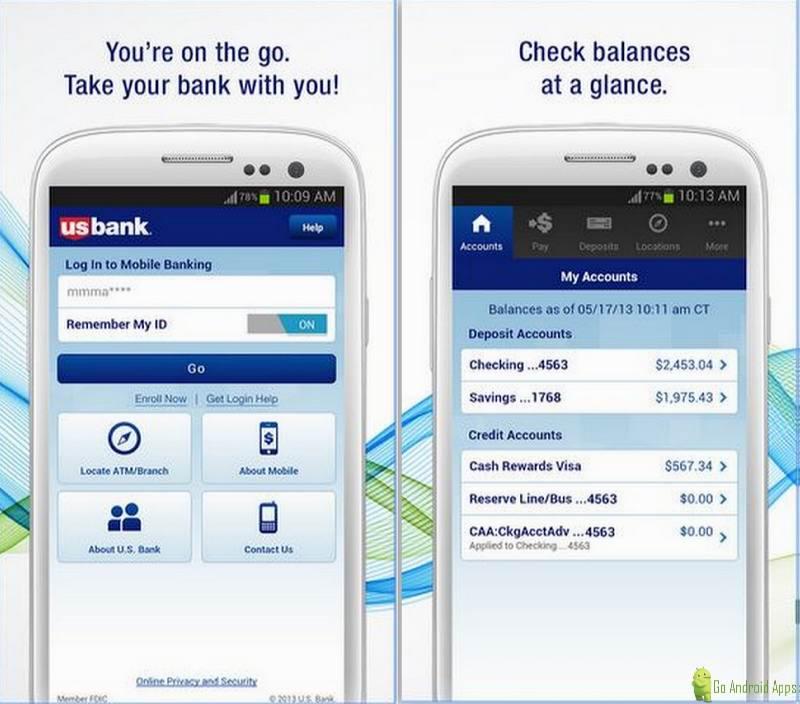 U.S. Bank App