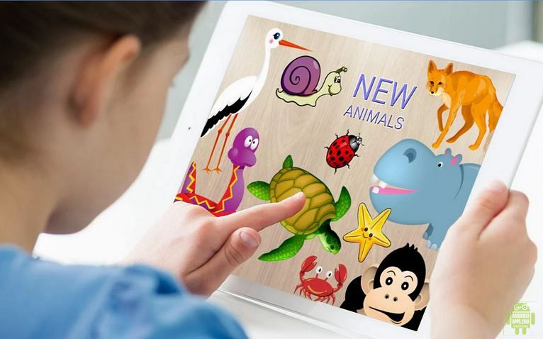 Animals Puzzle For Kids Game