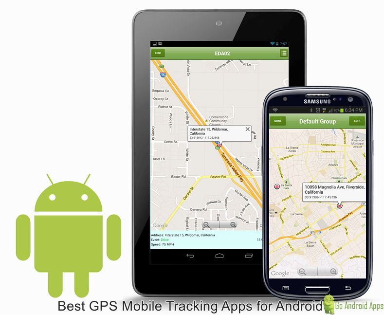 Best GPS Mobile Tracking Apps for Android