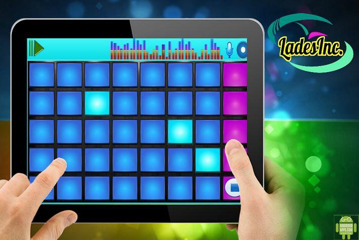 DJ Mix Pad App