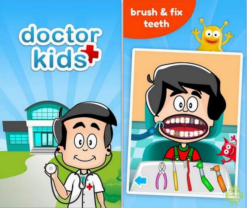 Doctor Kids Game