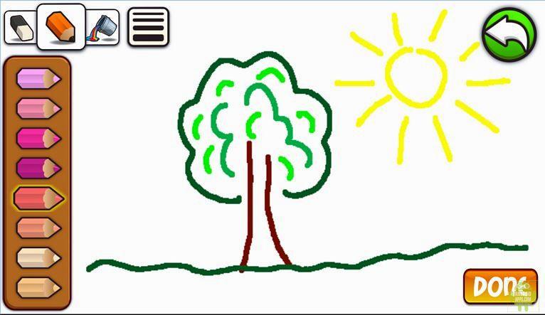 Kids Painting App