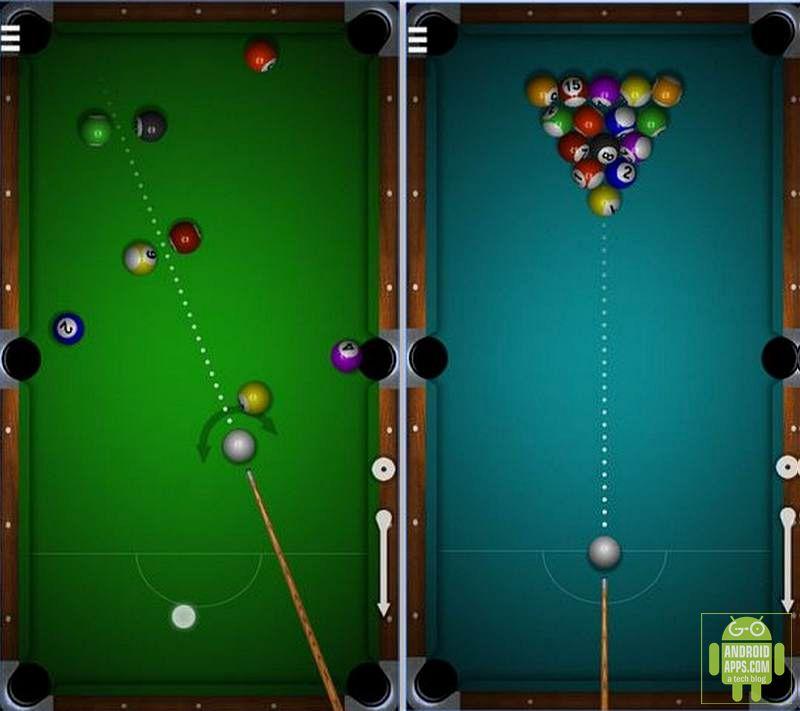Micro Pool Game