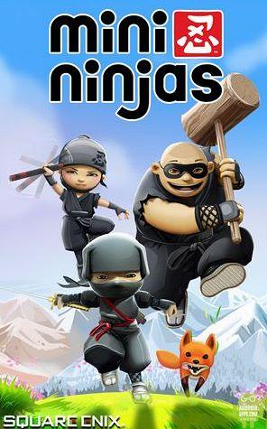 Mini Ninjas Game