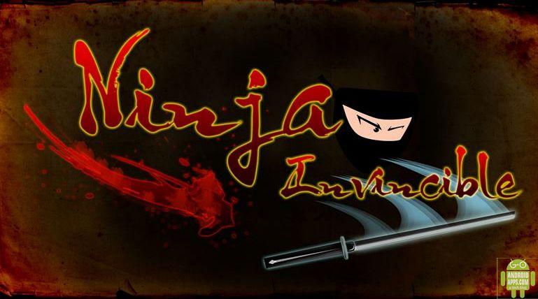 Ninja Invincible Game