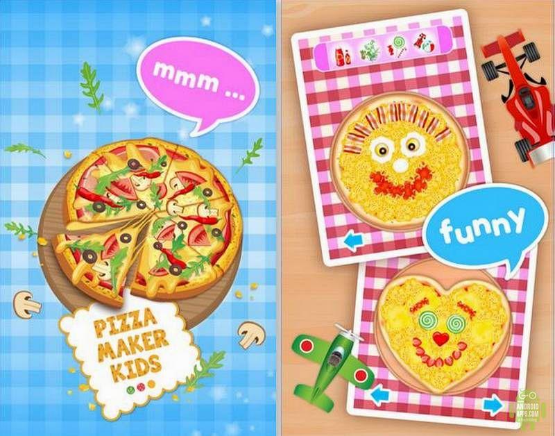 Pizza Maker Kids