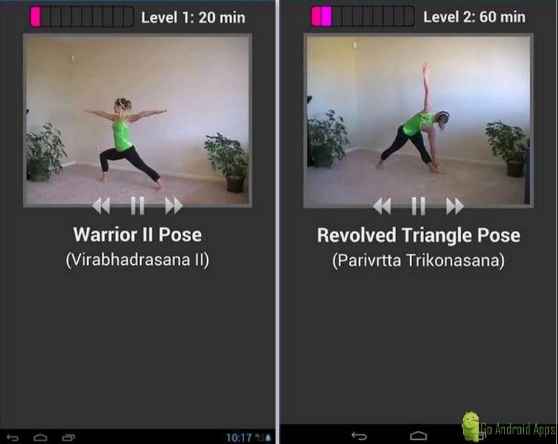 Simply Yoga App