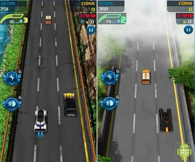 Speed Racing Game