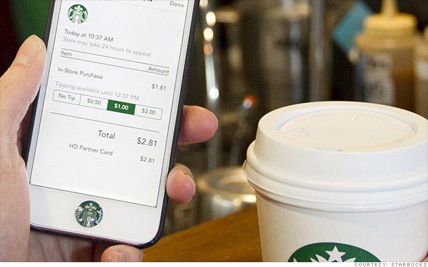 Starbucks App #2