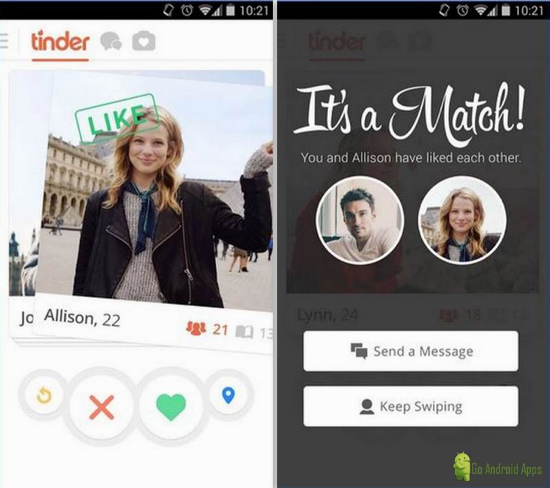 Top 5 dating apps for android