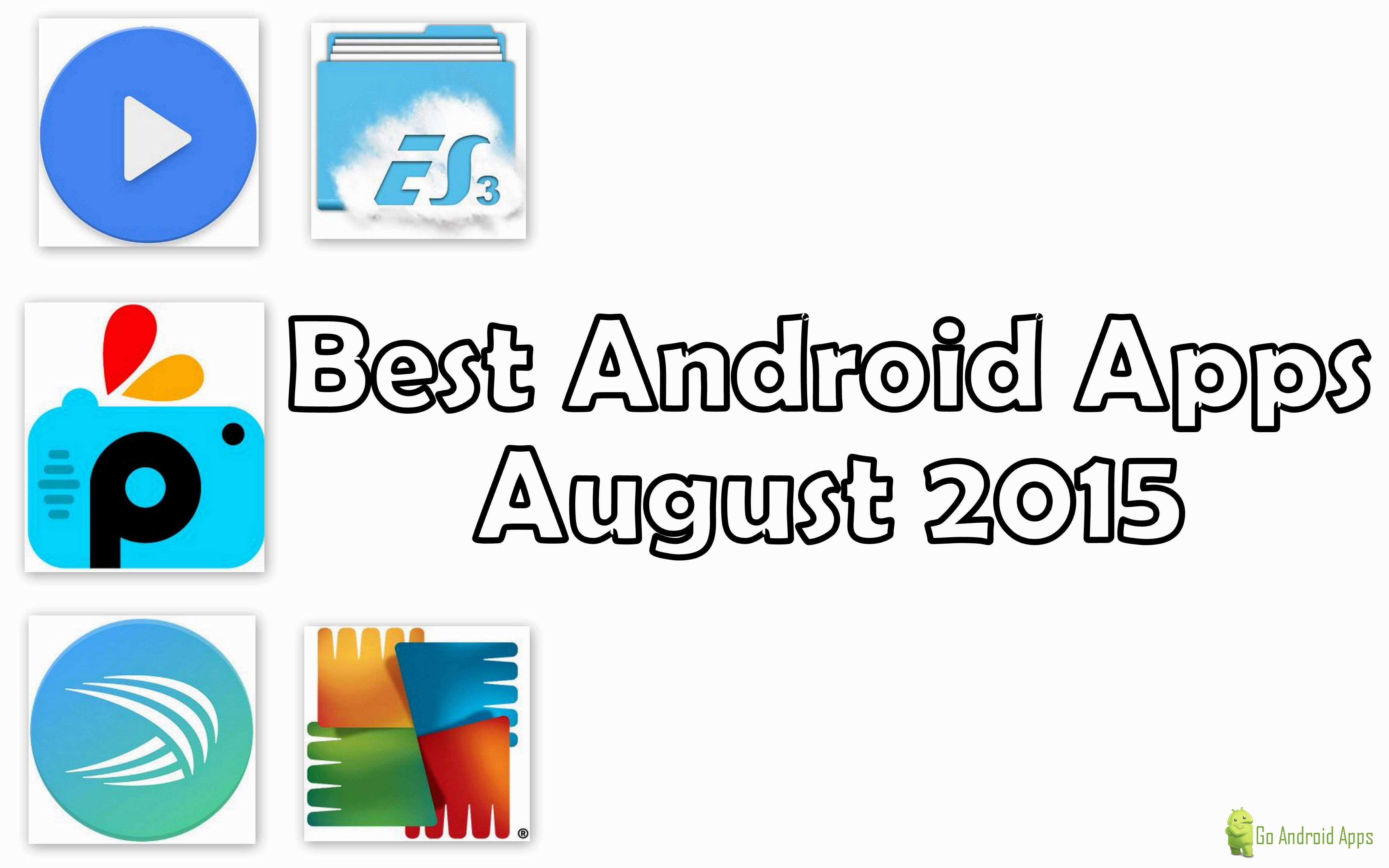 top 5 best android apps of august 2015. Black Bedroom Furniture Sets. Home Design Ideas