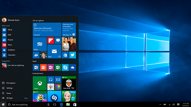 Windows 10 is the PC industry's best friend and worst enemy depending on what Microsoft does with its new software.