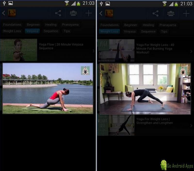 Yoga Studio for Stress Relief App
