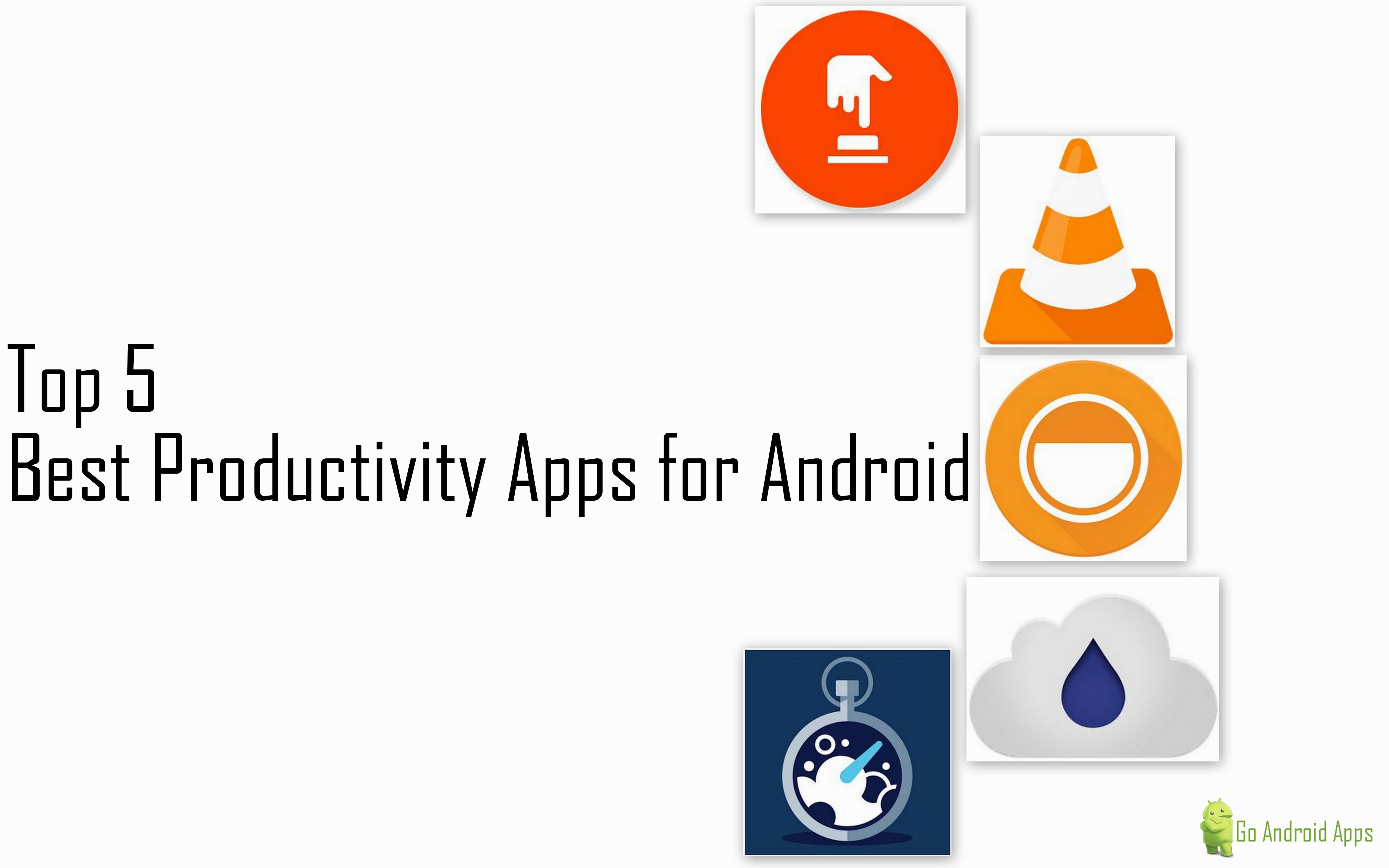 Top 5 Best Productivity Apps for Android