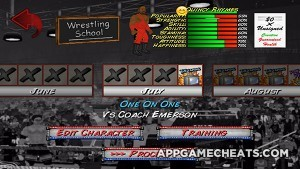 Wrestling Revolution Cheats & Hack for Unlimited Health