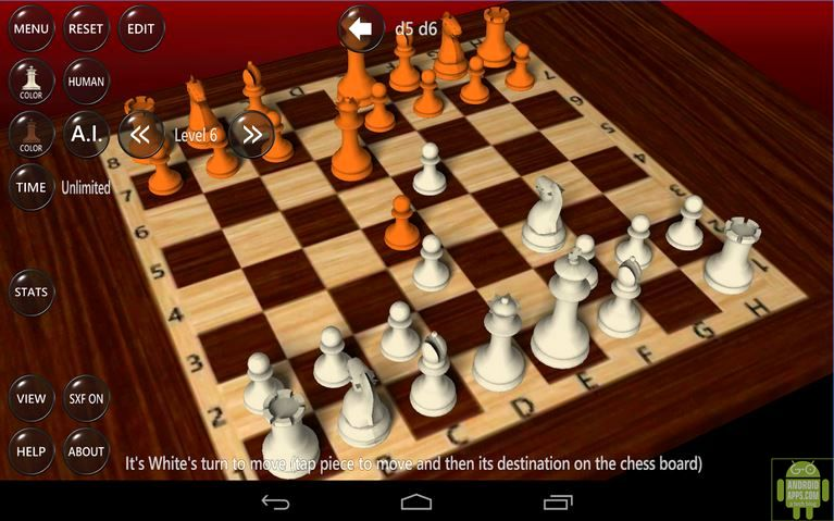 3D Chess Game Apk