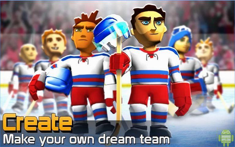 BIG WIN Hockey Game