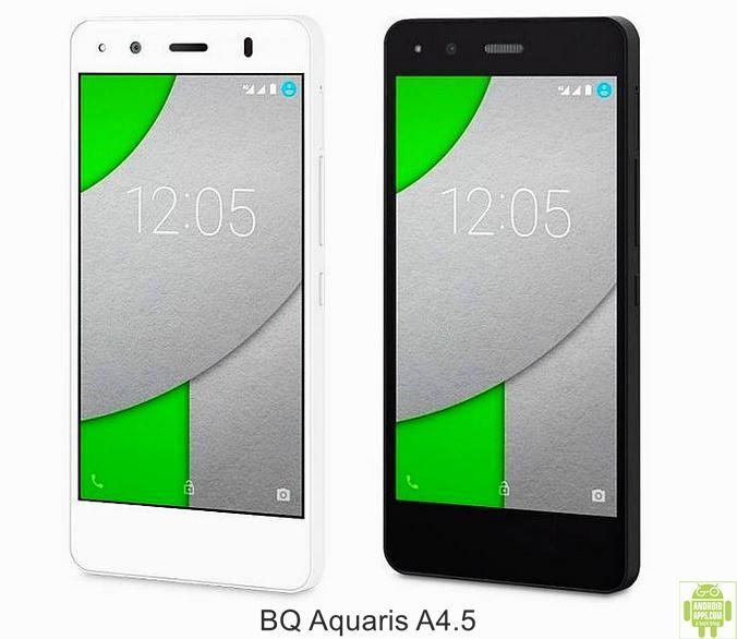 BQ Aquaris A4.5 Mobile