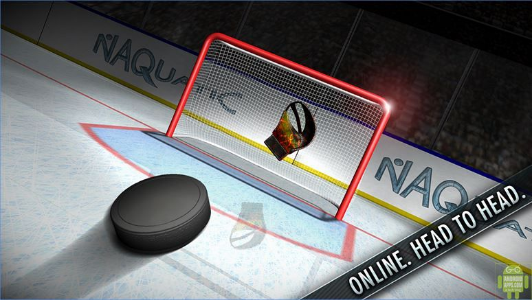 Hockey Showdown Game