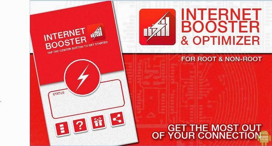 Internet Booster & Optimizer App
