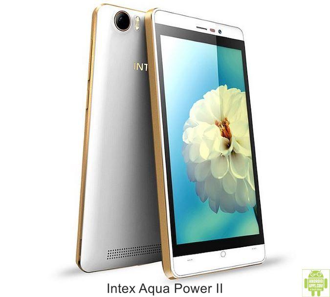 Intex Aqua Power II