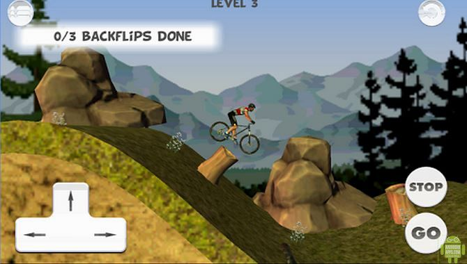 Mountain Bike 3D Game