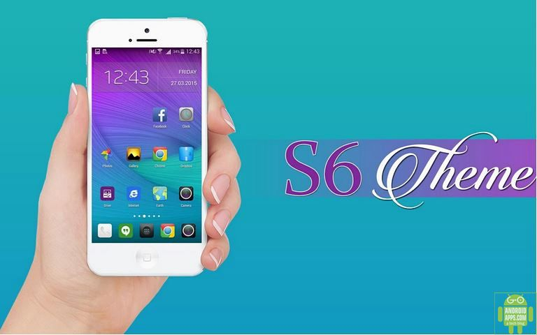 S6 Launcher and Theme App