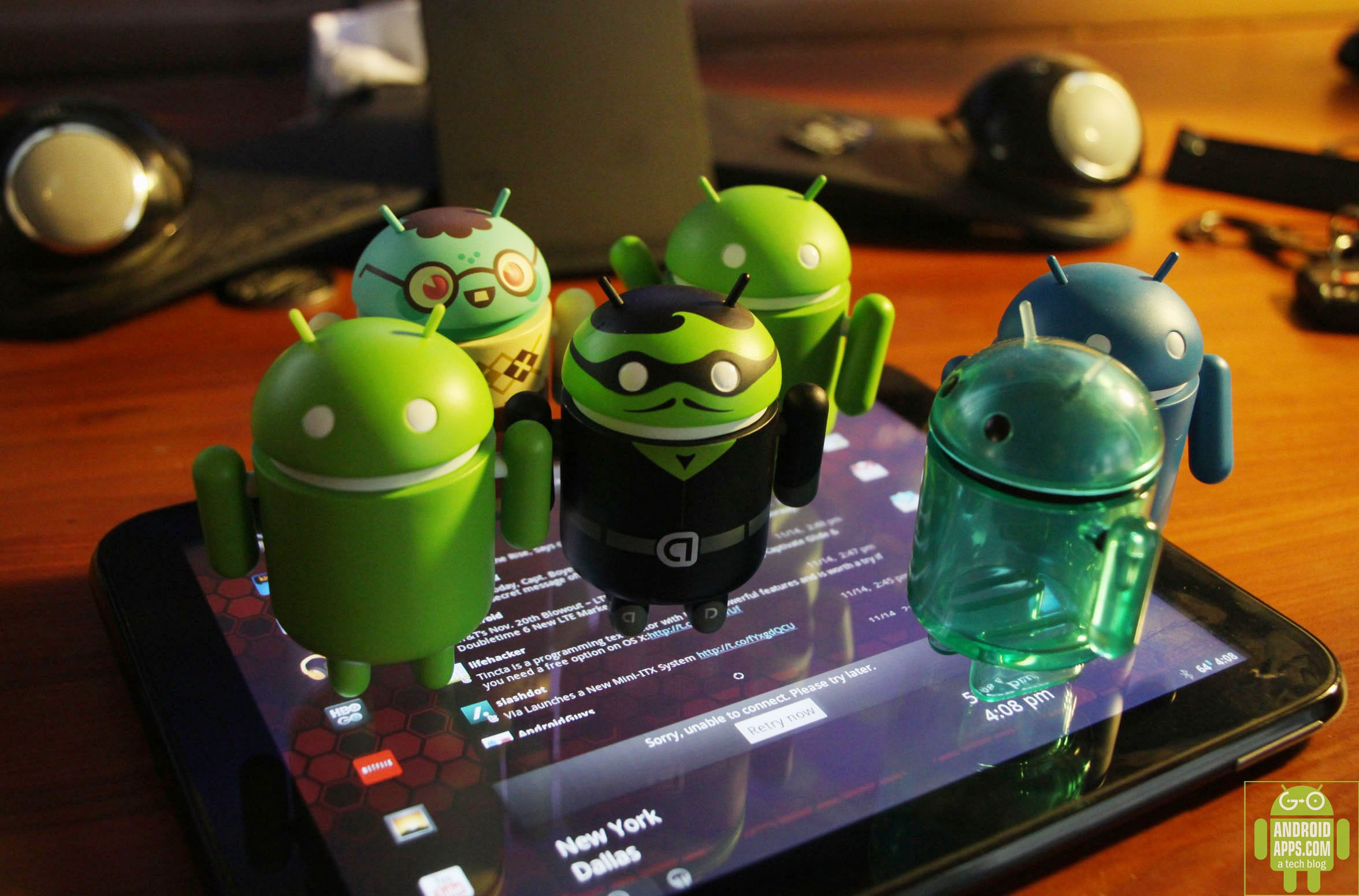 The Best Themes for Android Free Download