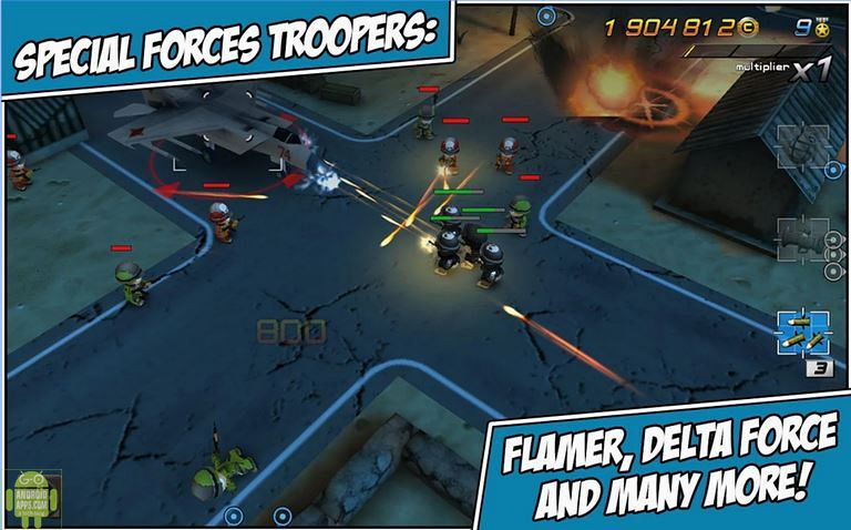 Tiny Troopers 2 Game