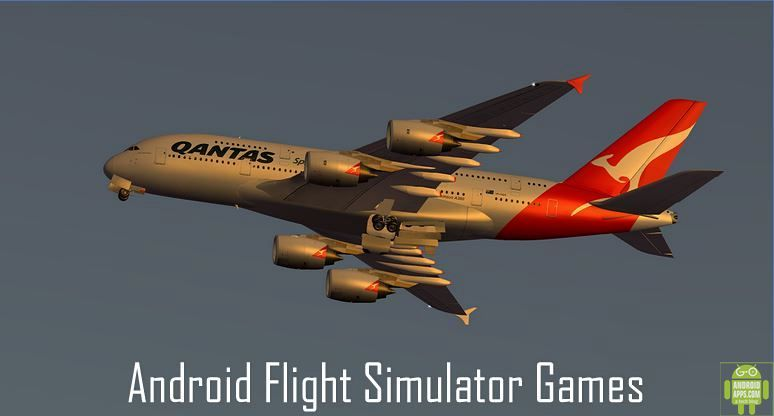 Top 5 Best Android Flight Simulator Games