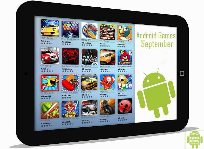 top android apps games