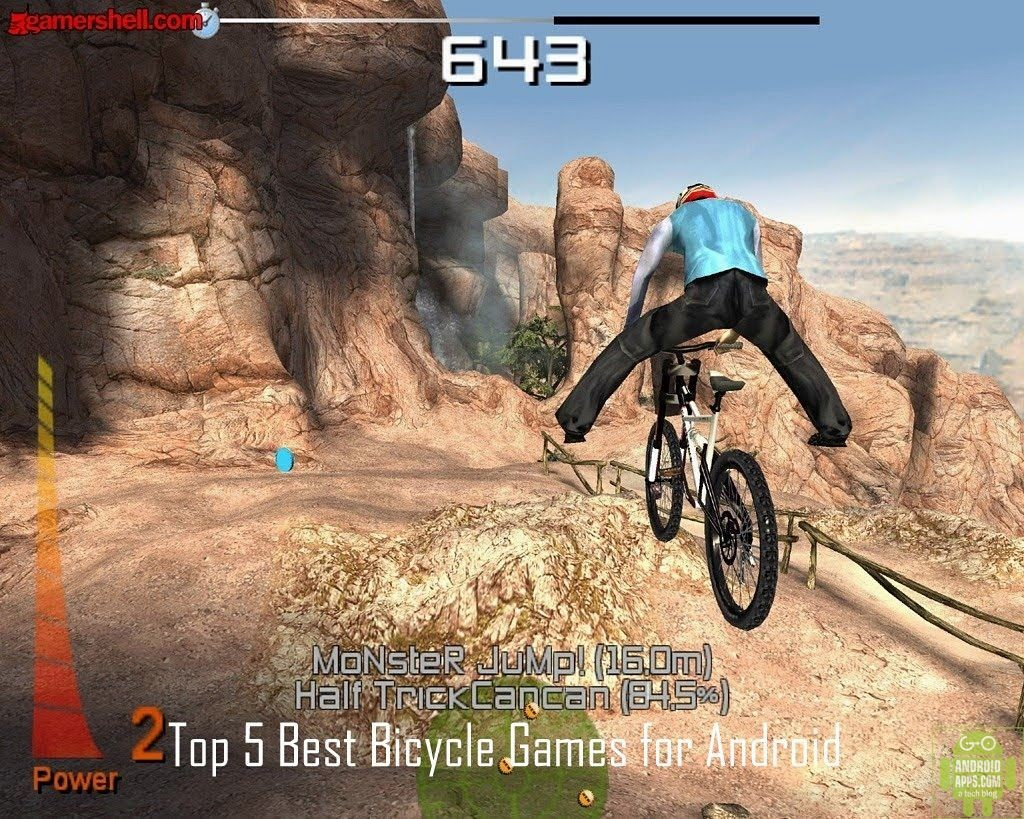 Top 5 Best Bicycle Games for Android