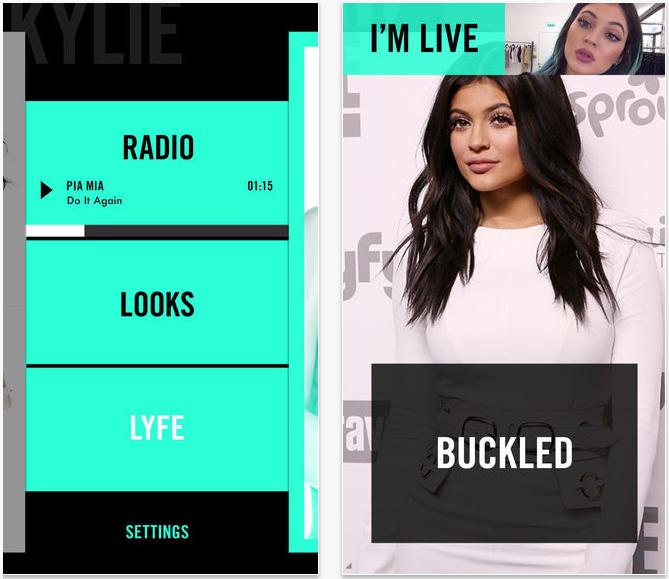 kylie-jenner-new-app