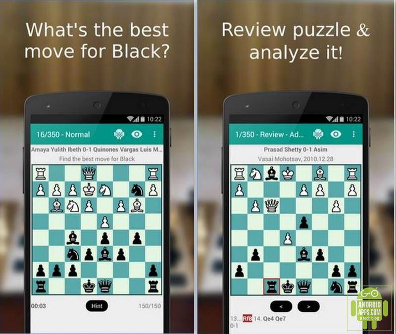 Chess Puzzles - iChess Free