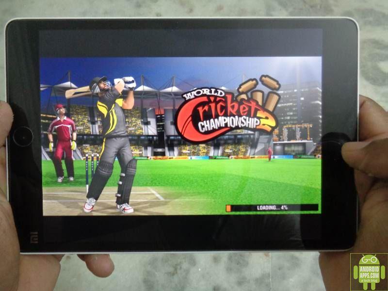 World Cricket Championship 2 Game